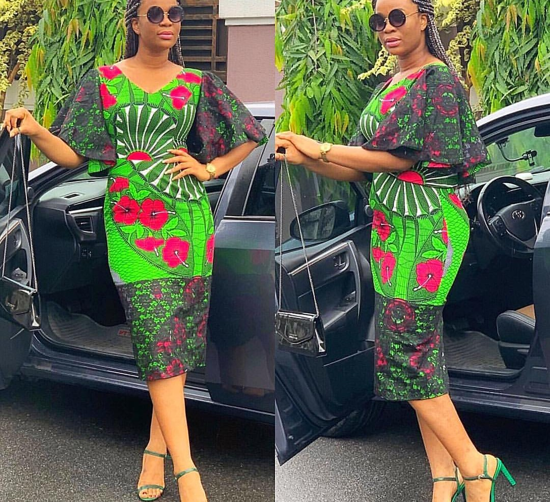 Newest Ankara Styles 2019 For African Ladies