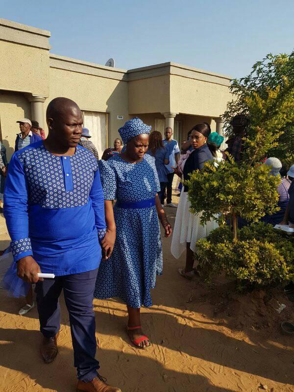 African Shweshwe For All Season