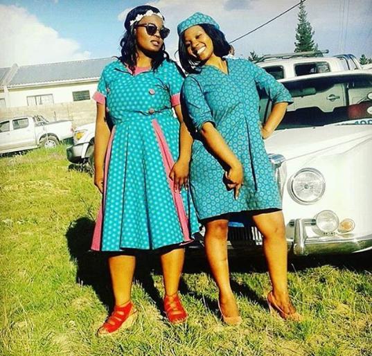 African Shweshwe