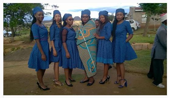 Latest Shweshwe Dresses Designs 2019