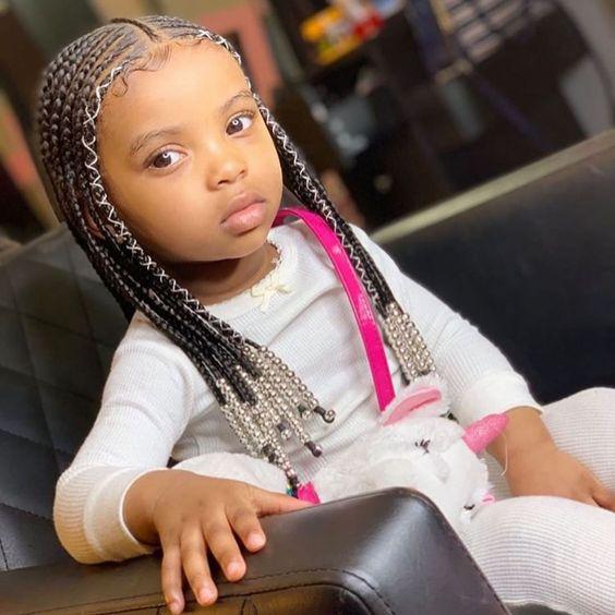 Top Nigerian Kids Hairstyles For School 2020 Isishweshwe